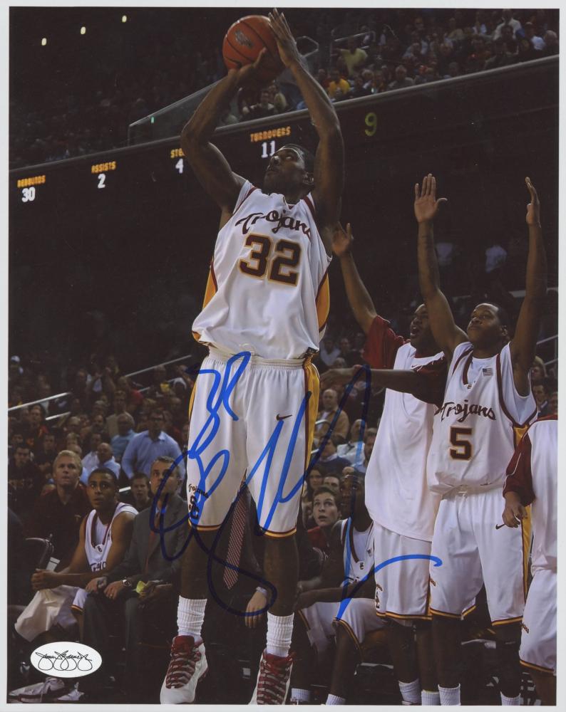 O. J. Mayo Signed USC Trojans 8x10 Photo (JSA SOA) at PristineAuction.com