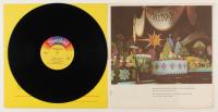 "Original Vintage 1964 Walt Disney's ""It's A Small World"" Vinyl Record LP at PristineAuction.com"