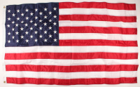 American Flag Flown Over the Capitol on June 6, 2019 (Architect of the Capitol COA) at PristineAuction.com
