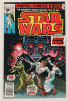 """1977 """"Marvel Comics Group: Star Wars"""" Issue #4 Marvel Comic Book at PristineAuction.com"""