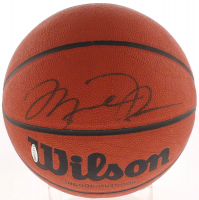 Michael Jordan Signed Wilson Basketball (JSA LOA & UDA Hologram) (See Description) at PristineAuction.com