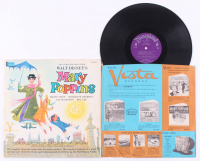 "Vintage 1964 Walt Disney ""Mary Poppins"" Vinyl LP Record Album at PristineAuction.com"