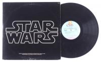 "Original 1977 ""Star Wars"" Vinyl LP Soundtrack Record Album at PristineAuction.com"