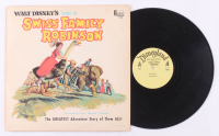 "Walt Disney ""Swiss Family Robinson"" Vinyl LP Record Album at PristineAuction.com"