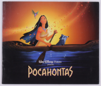 "Walt Disney's ""Pocahontas"" Animation Promotional Book Set at PristineAuction.com"