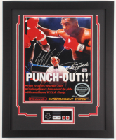 "Mike Tyson Signed ""Punch-Out!!"" 18x22 Custom Framed Photo Display (Fiterman Hologram) at PristineAuction.com"