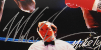 """Mike Tyson Signed """"Punch-Out!!"""" 18x22 Custom Framed Photo Display (Fiterman Hologram) at PristineAuction.com"""