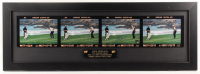 Jack Nicklaus Signed 16.5x46.5 Custom Framed Photo Display (Mounted Memories Hologram & Nicklaus Hologram) at PristineAuction.com