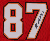 Rob Gronkowski Signed Jersey (Beckett COA) at PristineAuction.com