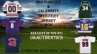 OKAuthentics Multisport & Celebrity Jersey Mystery Box - Series III (Limited to 100) at PristineAuction.com