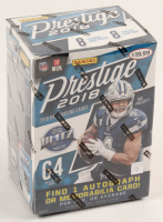 2018 Panini Prestige Football Blaster Box of (8) Packs at PristineAuction.com
