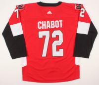 Thomas Chabot Signed Senators Jersey (JSA COA) at PristineAuction.com