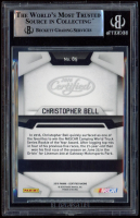 Christopher Bell Signed 2016 Certified #85 RC (BGS Encapsulated) at PristineAuction.com
