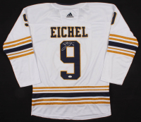 Jack Eichel Signed Sabres Captain Jersey (JSA COA) at PristineAuction.com