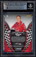 Christopher Bell Signed 2018 Panini Victory Lane #35 (BGS Encapsulated) at PristineAuction.com