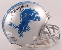 Kenny Golladay Signed Lions Mini Helmet (JSA COA) at PristineAuction.com