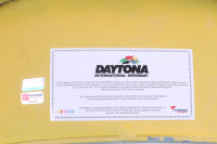 Kurt Busch Signed Original #1 Daytona International Speedway Seat Back (Fanatics COA & PA COA) at PristineAuction.com