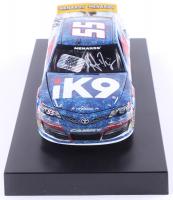 Hailie Deegan Signed 2019 NASCAR #55 iK9 - 1:24 Premium Action Diecast Car (Hailie Deegan COA) at PristineAuction.com