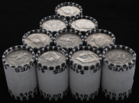 Lot of (200) Kennedy Half-Dollar Coins at PristineAuction.com