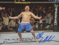 Chuck Liddell Signed UFC 8x10 Photo (Beckett COA) at PristineAuction.com