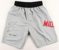 "Stipe Miocic Signed UFC Trunks Inscribed ""The Champ"" (PSA Hologram) at PristineAuction.com"