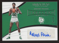 Robert Parish 2018-19 Immaculate Collection Heralded Signatures #38 at PristineAuction.com