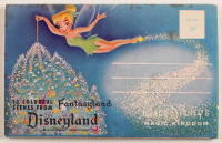 """1960's Disneyland """"Colorful Scenes From Frontierland"""" Postcard at PristineAuction.com"""