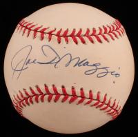 Joe DiMaggio Signed OAL Baseball (Stallard LOA) at PristineAuction.com