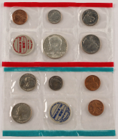 1969 United States Mint Set with Envelope at PristineAuction.com