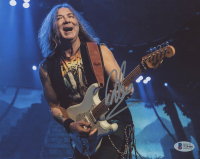 Dave Murray Signed 8x10 Photo (Beckett COA) at PristineAuction.com
