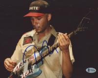 Tom Morello Signed 8x10 Photo (Beckett COA) at PristineAuction.com
