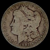 1902-O Morgan Silver Dollar at PristineAuction.com