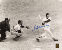 """Ted Williams Signed Red Sox """"Last Home Run At Bat"""" 16x20 Photo (PSA LOA & Williams Hologram) at PristineAuction.com"""