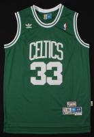 Larry Bird Signed Celtics Jersey (PSA COA & Bird Hologram) at PristineAuction.com