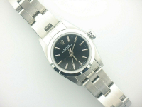 Rolex Oyster Perpetual Ladies Wristwatch with Box & Papers at PristineAuction.com