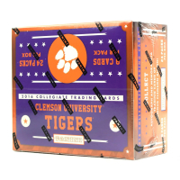 2016 Panini Clemson Tigers Multi-Sport Box with (24) Packs at PristineAuction.com
