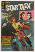 """1971 """"Star Trek"""" Issue #10 Gold Key Comic Book at PristineAuction.com"""