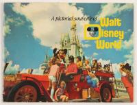 1971 Disneyworld Souvenir Brochure at PristineAuction.com