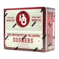 2016 Panini Oklahoma Sooners Multi-Sport Box with (24) Packs at PristineAuction.com