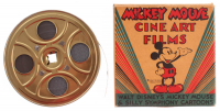 "Vintage 1940's ""Walt Disney: Mickey Mouse"" 8mm Film Reel with Original Box at PristineAuction.com"