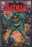 "1968 ""Batman"" Issue #201 DC Comic Book at PristineAuction.com"