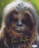 "Peter Mayhew Signed ""Star Wars"" 8x10 Photo (JSA COA) at PristineAuction.com"