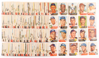1953 Topps Complete Set of (274) Baseball Cards with #82 Mickey Mantle, #41 Enos Slaughter, #104 Yogi Berra, #147 Warren Spahn at PristineAuction.com