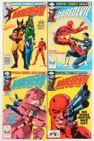 "Lot of (4) ""Daredevil"" Marvel Comic Books at PristineAuction.com"