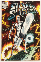 "1962 ""The Silver Surfer"" Issue #1 Marvel Comic Book at PristineAuction.com"