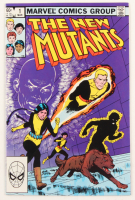 "1983 ""The New Mutants"" #1 Marvel Comic Book at PristineAuction.com"