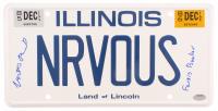 "Matthew Broderick Signed ""Ferris Bueller's Day Off"" Illinois License Plate Inscribed ""Ferris Bueller"" (Schwartz COA) at PristineAuction.com"
