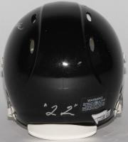 "Burt Reynolds Signed ""The Longest Yard"" Mean Machine Speed Mini Helmet Inscribed ""22"" (Fanatics Hologram) at PristineAuction.com"