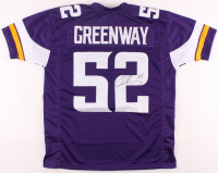Chad Greenway Signed Jersey (TSE COA) at PristineAuction.com