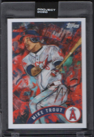 Mike Trout 2020 Topps Project 2020 #35 at PristineAuction.com